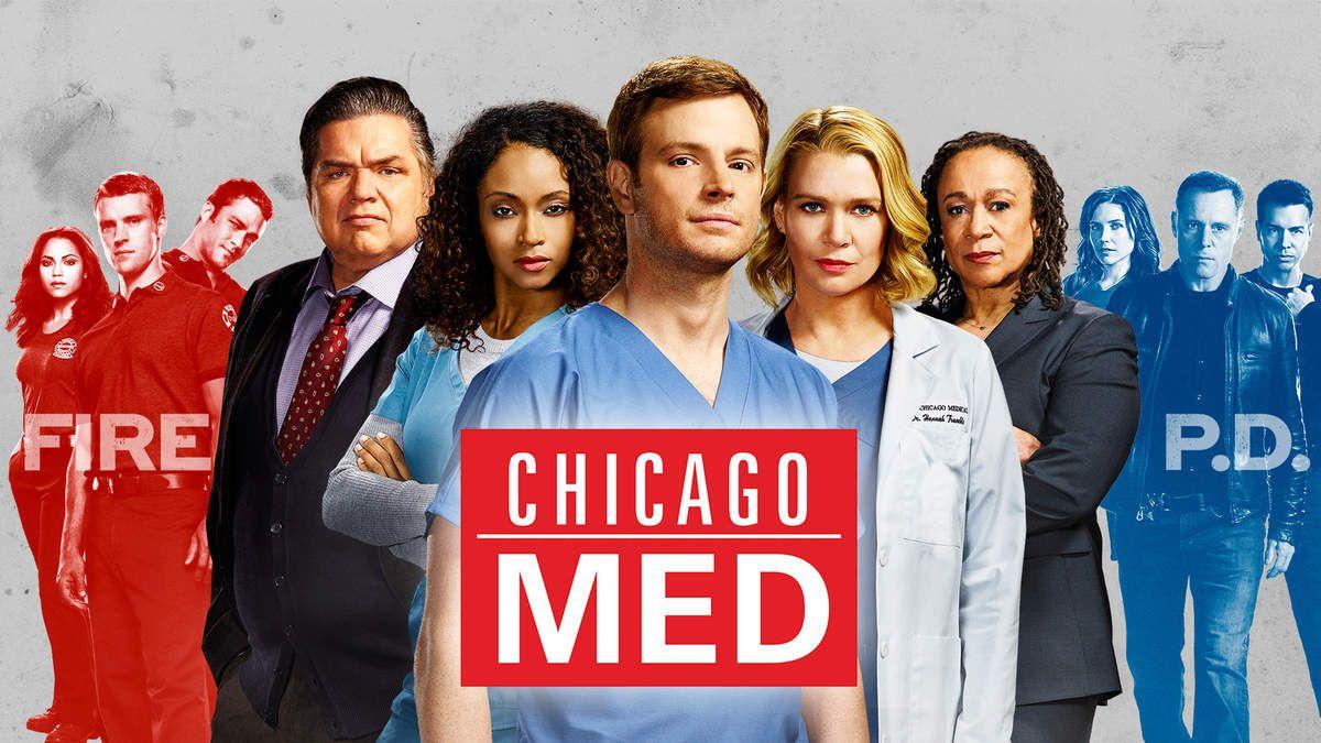 TF1 lance Chicago Med ce soir