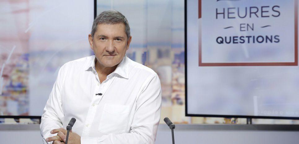 Yves Calvi quitte officiellement LCI