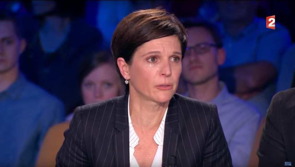 &quot&#x3B;On n'est pas couché&quot&#x3B; : Sandrine Rousseau en larmes sur le plateau face à Christine Angot
