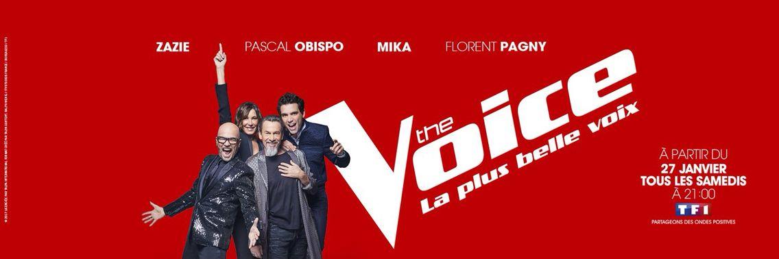 Excellent démarrage pour «The Voice»