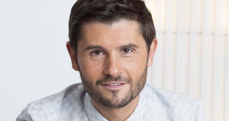 Christophe Beaugrand victime d'un accident !