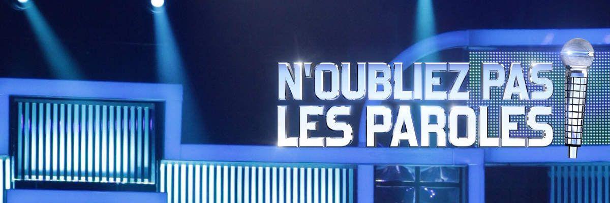 &quot&#x3B;N'oubliez pas les paroles&quot&#x3B; en grande forme hier sur France 2
