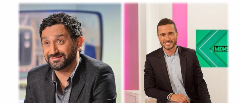Cyril Hanouna et Julien Bellver s'attaquent sur Twitter