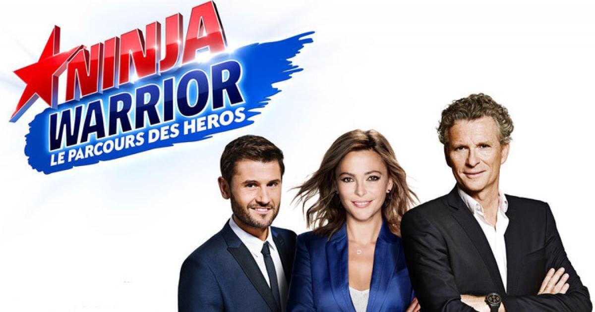 L'événement Ninja Warriors débute ce soir sur TF1 !