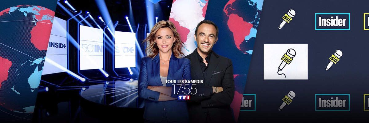 Record d'audience pour «50mn Insid»