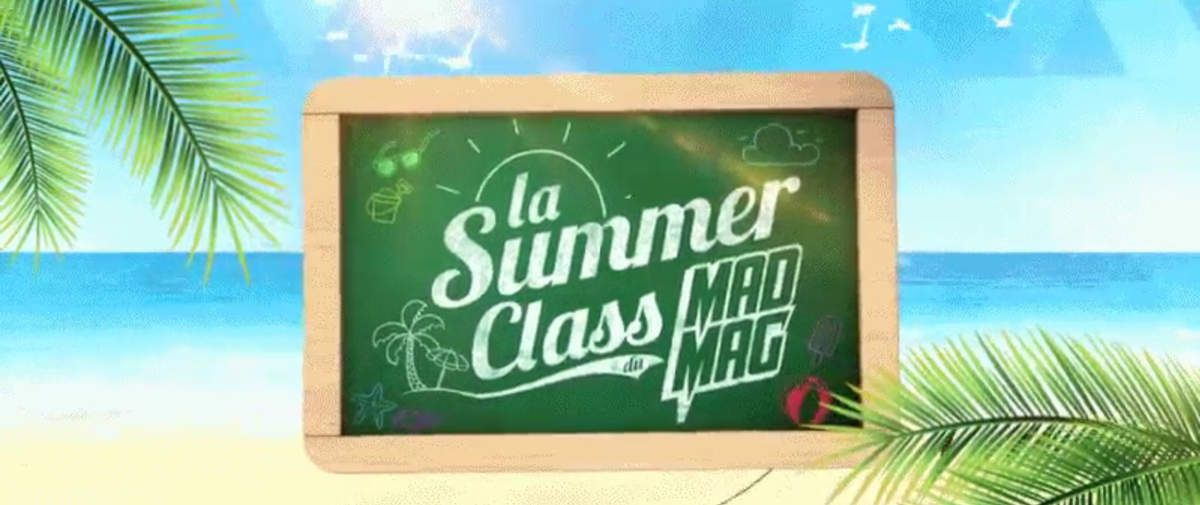 """""""La summer class"""" commence ce Lundi sur NRJ12"""