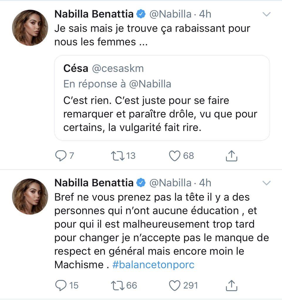 Jean-Pierre Mocky trouve Nabila «baisable» : la star réagit !