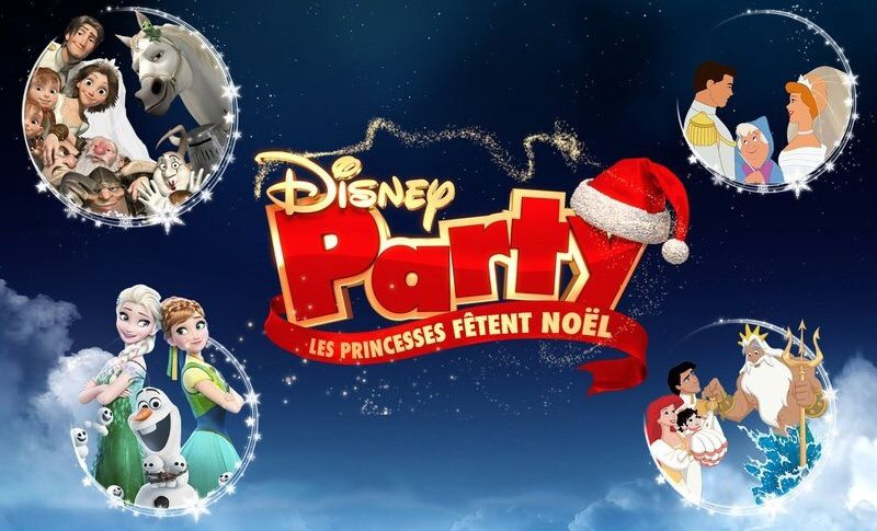 Réveillon de Noël : M6 vous invite à sa Disney Party !