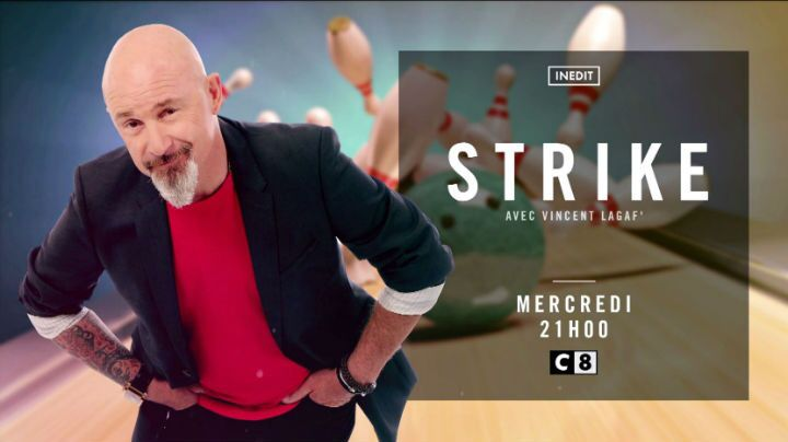 Carton d'audience pour le lancement de Strike sur C8 !