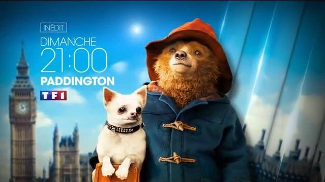 « Paddington » leader sur TF1