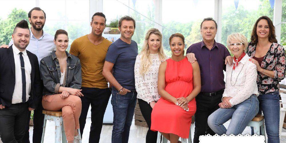 Joli score d'audience pour le lancement du Meilleur Pâtissier spécial Célébrités sur M6