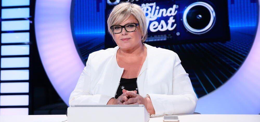 """Laurence Boccolini et son """"Grand blind test"""" ce soir sur TF1"""