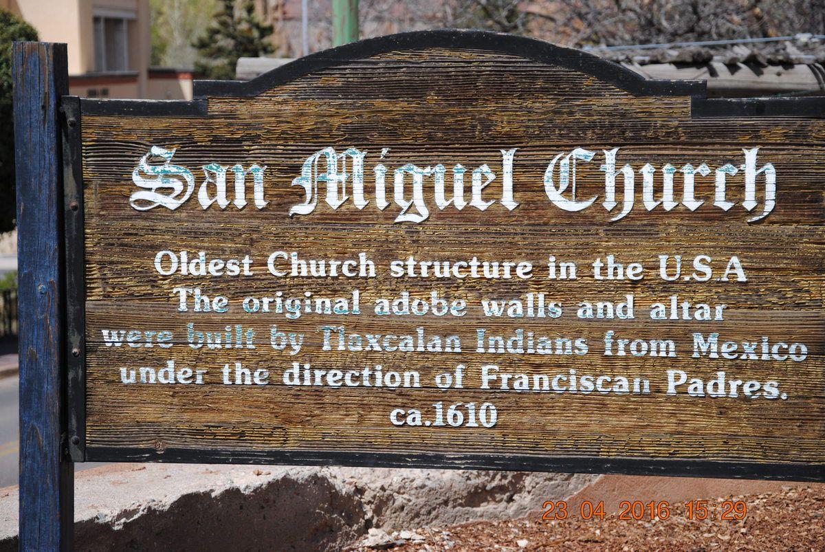 La plus vieille chapelle de US