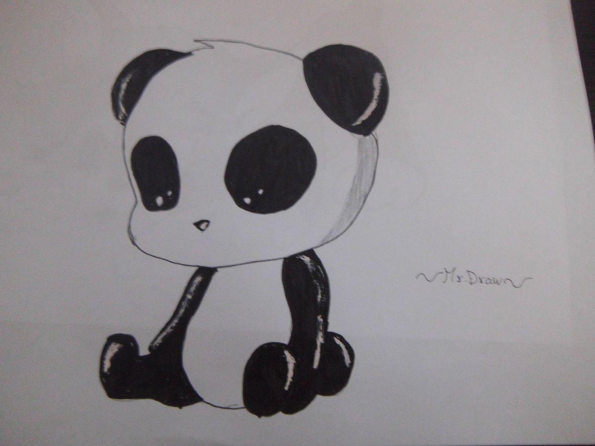 Mrdraw Panda Kawaii Full Of Drawings
