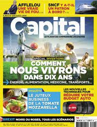 5c9815804816 Capital, N°299, août 2016 - Centre de Ressources - CFAI84