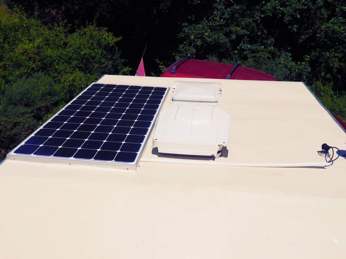 Et nous voilà autonomes en électricityyy !!!!!