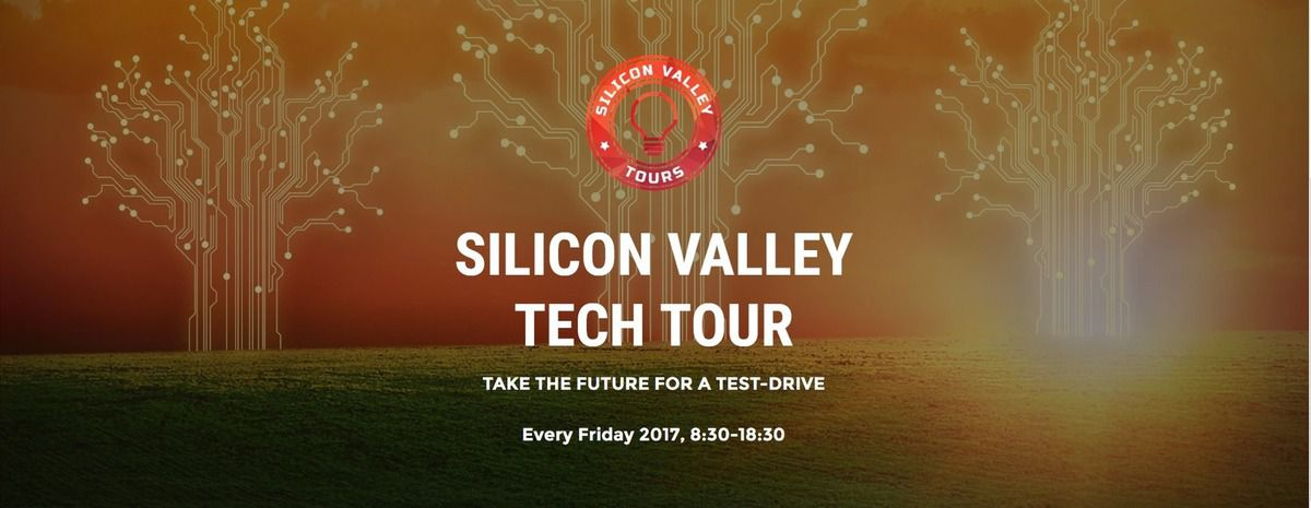 SiliconValley.Tours To Host Innovative Tech Tours of Silicon Valley