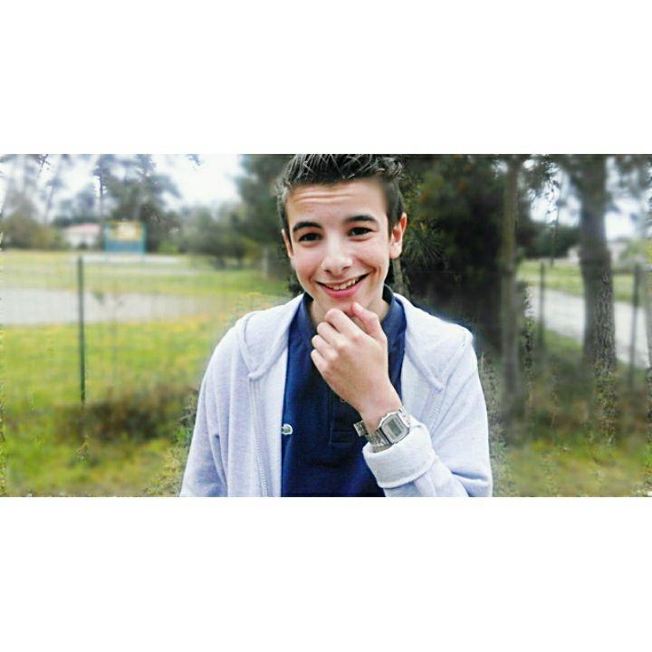 Florian, 15 ans, né à Bordeaux, cela fait 7 mois que je suis au lieu de vie.