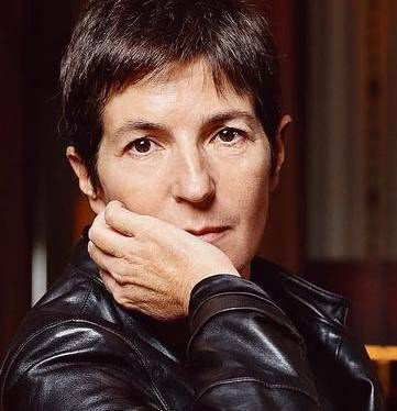 Christine Angot - (c) Photo Sipa press