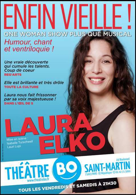 Entretien avec Laura Elko
