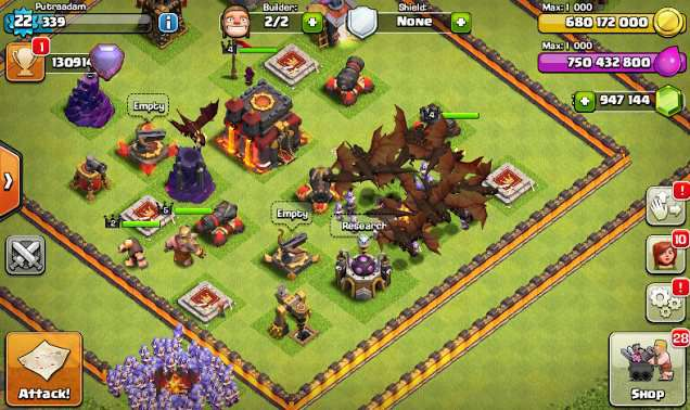 clash of clans gem hack android video