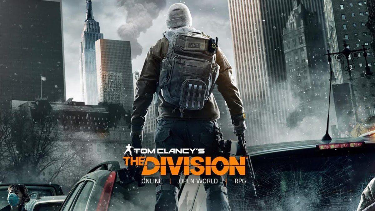 Une adaptation CINE pour The Division !
