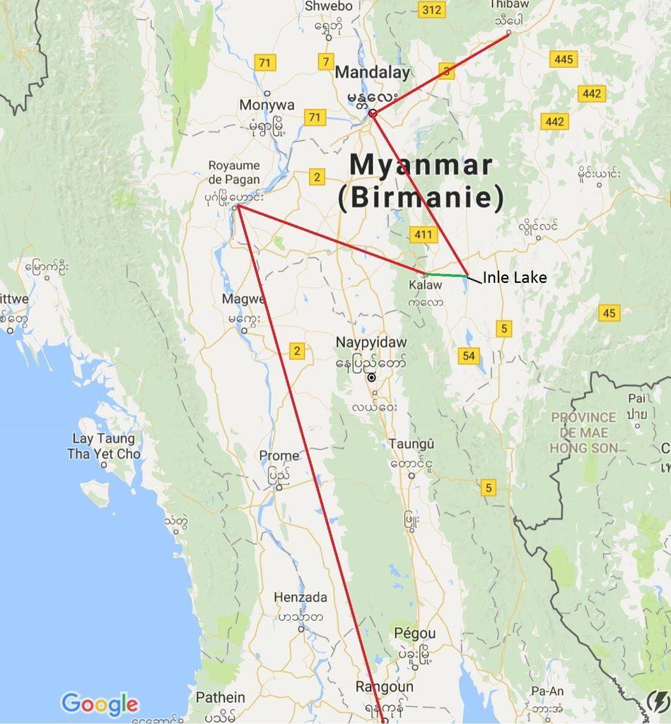 Bilan Myanmar