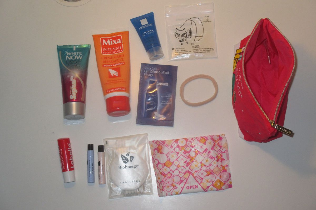 Ma trousse de &quot&#x3B;secoure&quot&#x3B; !!!