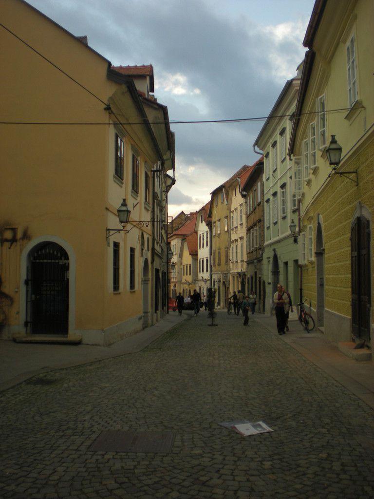 Le calme de la Slovénie