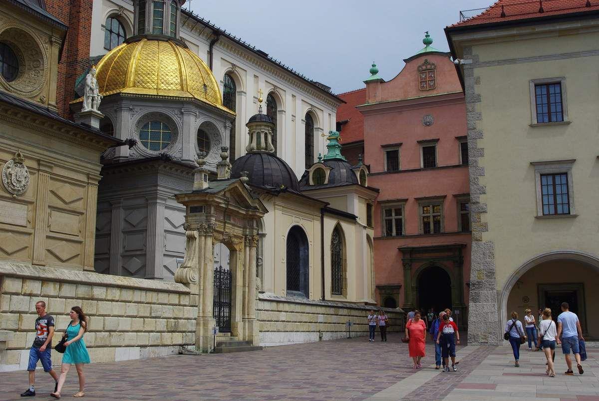 Le vieux Cracovie, charmant, paisible.