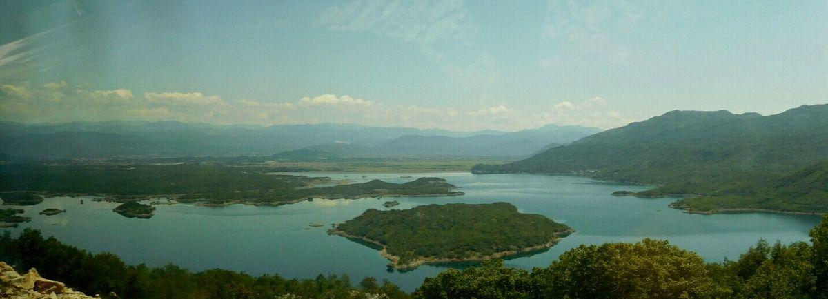 1) parc national proche de niksic 2 et 3) la traversée de l Herzégovine