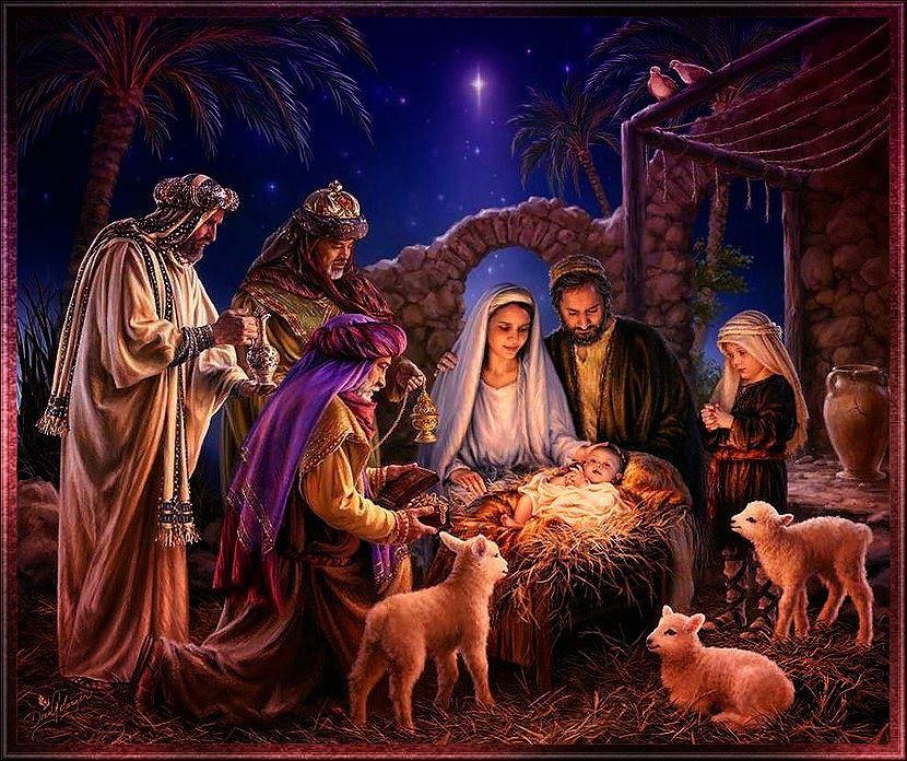 Saint et joyeux Noël à toutes et à tous, soeurs et frères dans le Christ, des quatres coins de la terre, et particulièrement aux chrétiens persécutés