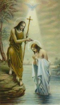 Fête du Baptême du Seigneur Jésus - 9 janvier 2017