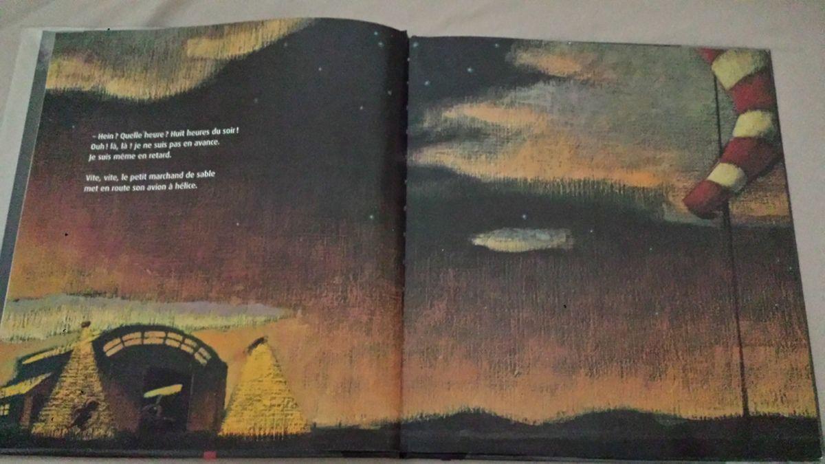 La nuit du Marchand de Sable