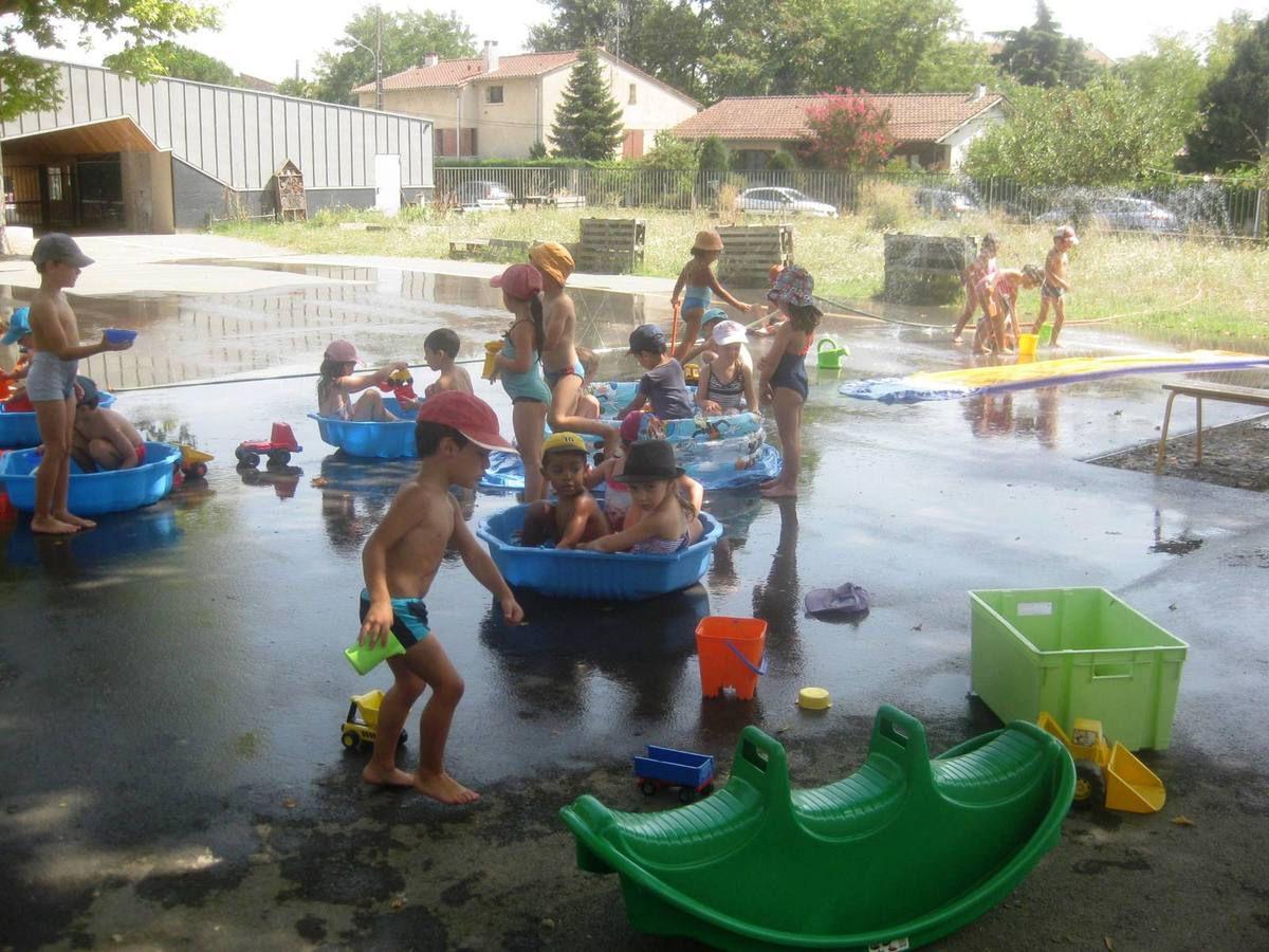 Notre été au centre de loisirs des Francas Gaillac