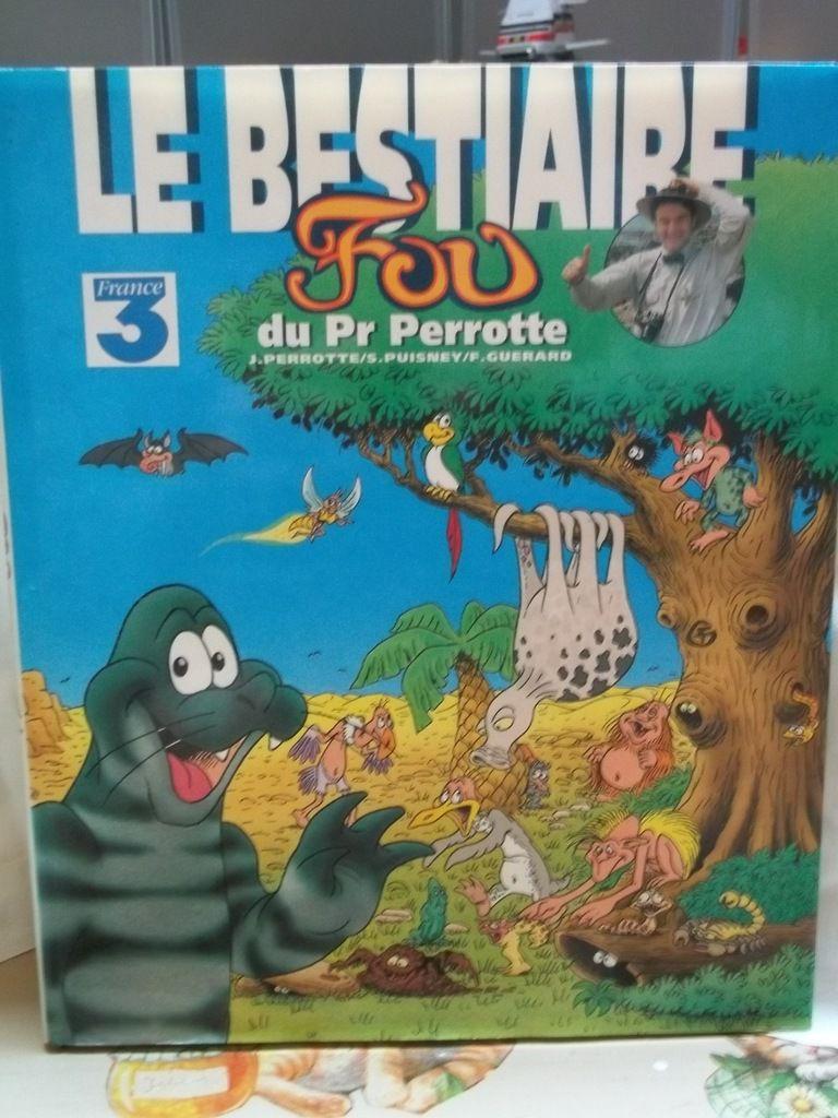 le bestiaitre fou du docteur Perrotte 1993 sirene