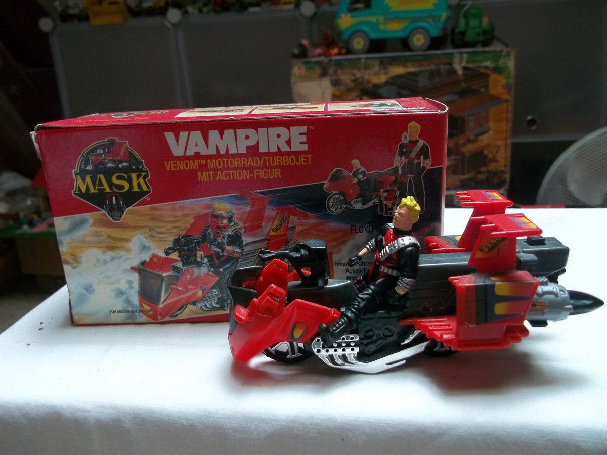 vampire vehicule personnage boite d'origine