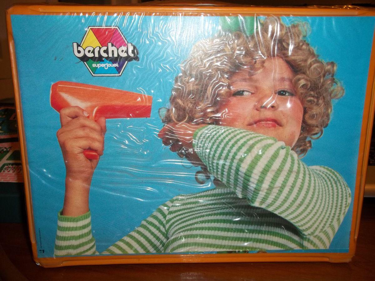 boite berchet super jouet seche cheveux