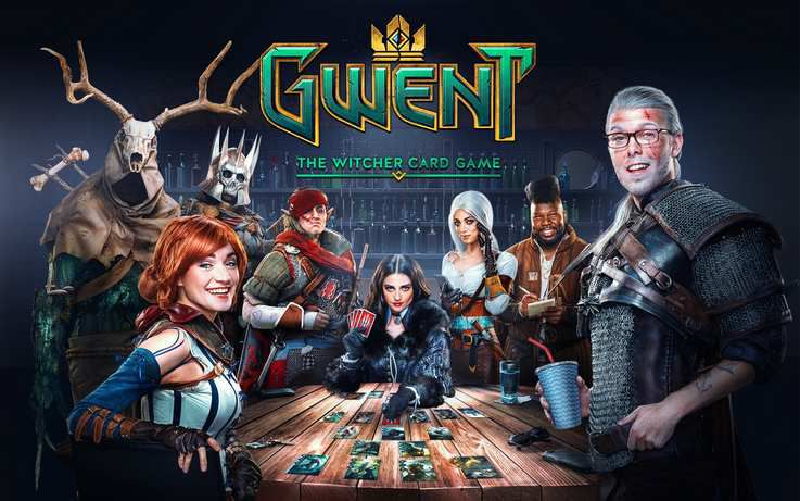 Le jeu Gwent: The Witcher Card Game