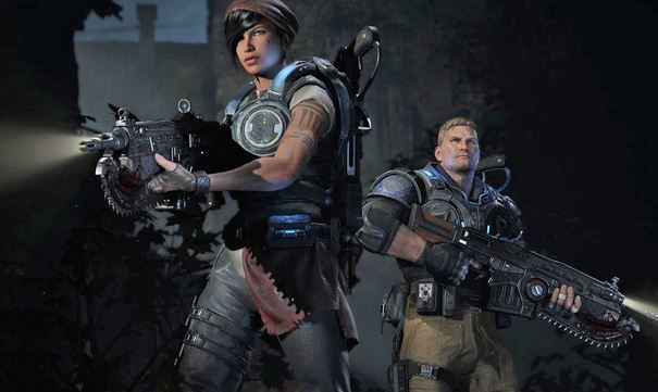 Le jeu Gears of War 4 proposera des microtransactions