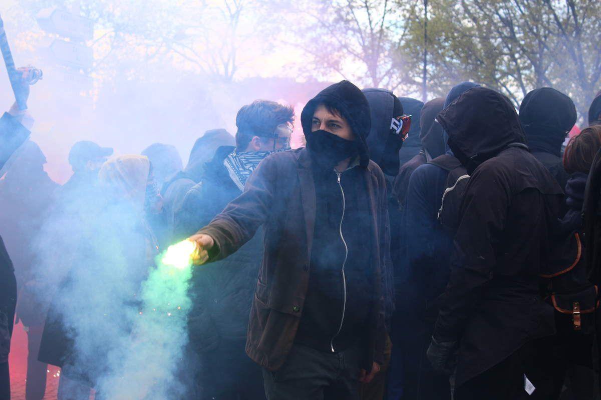 Manifestation 28/04