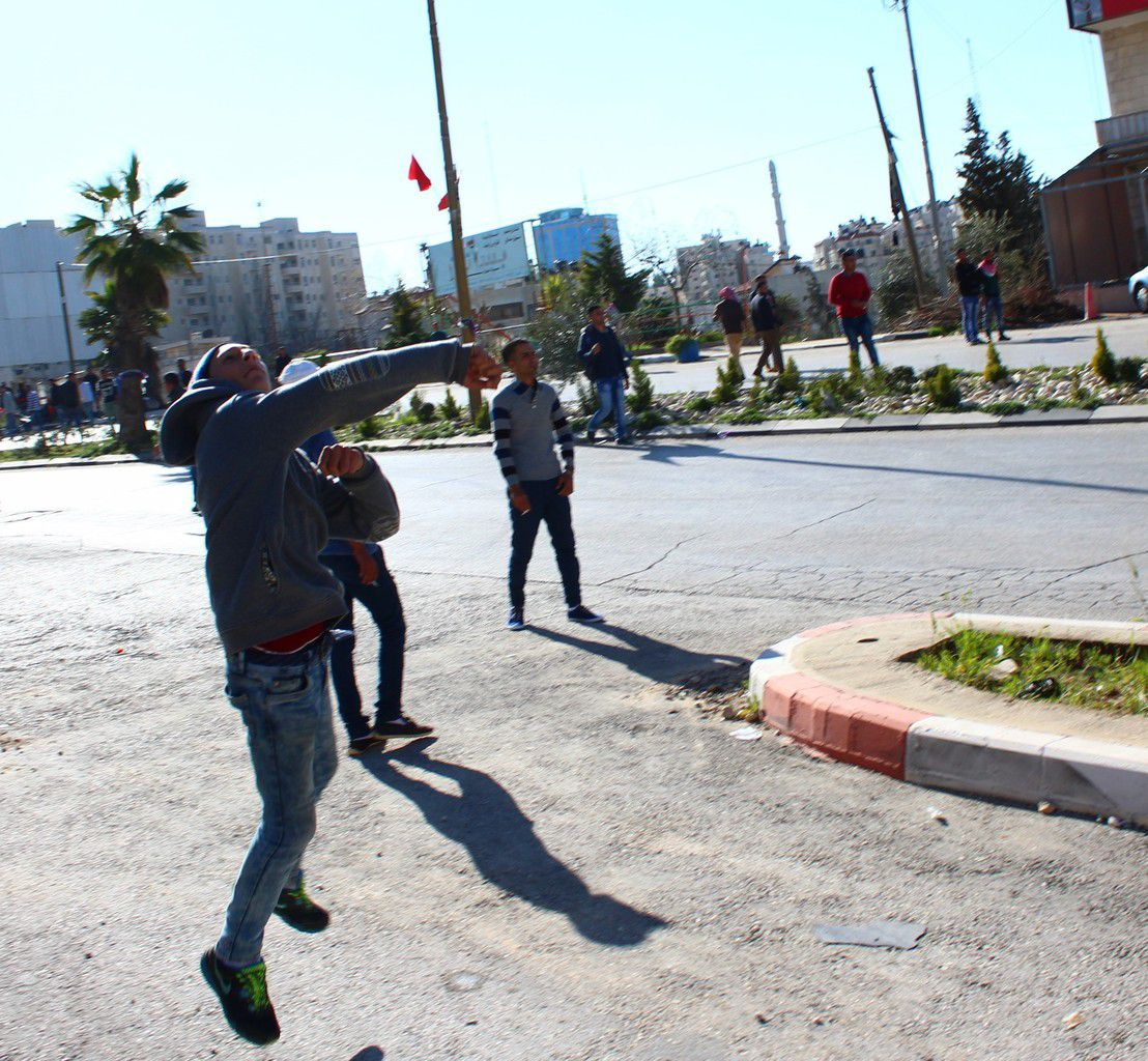 Israël/Palestine Février 2016