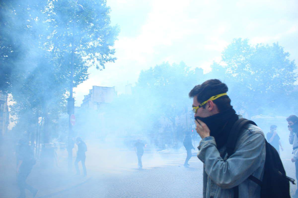 Paris, 17 Mai