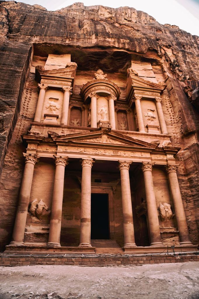 Wonders of Petra - Jordan