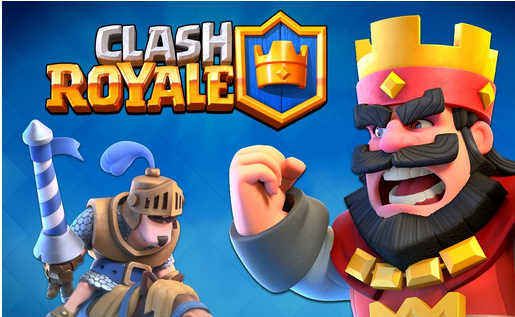 Jeux Android en France : Clash Royale vole la vedette !