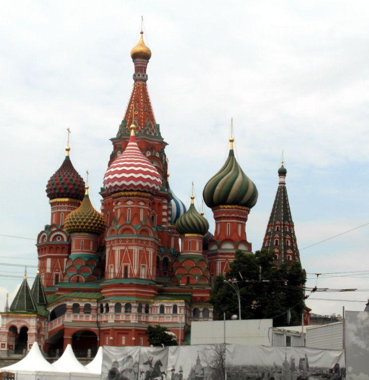 St Basile            Kremlin           Guides             Jardin Alexandre