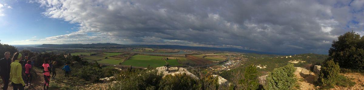 Photo panoramique de Gérôme