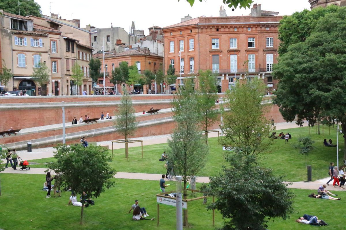 Oh Toulouse!