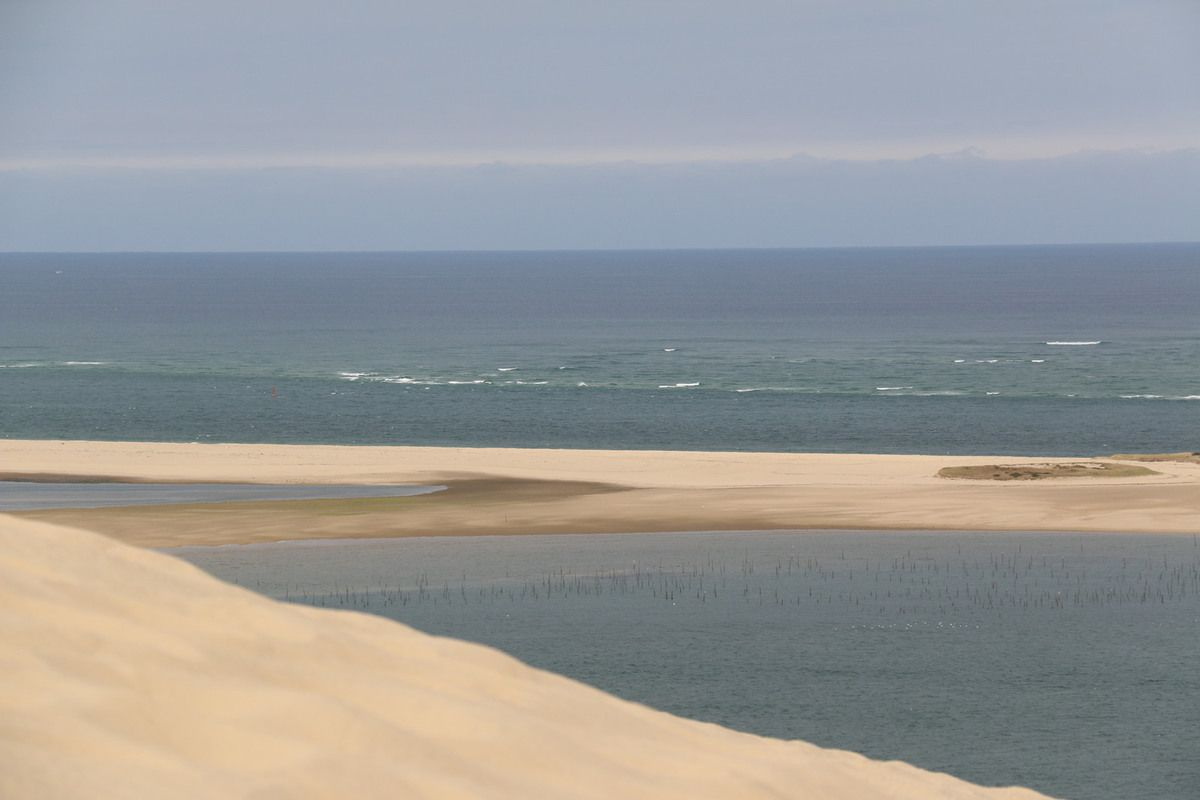 L'ascension de la dune