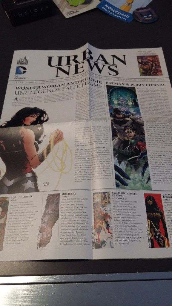 Le magazine Urban News